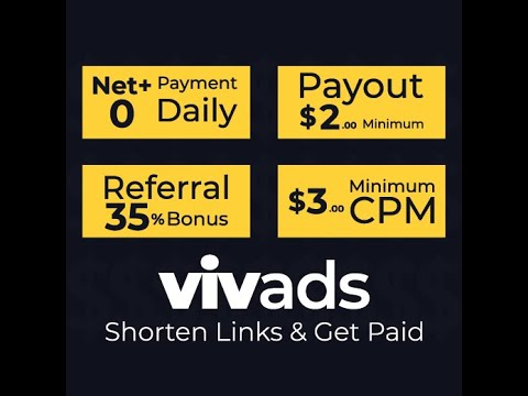Highest paying URL Shortener and earn money 2017 - Better than Adfly