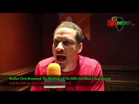 Chris Broussard Shuts Down Idiotic Claims From The Conscious Community!!!