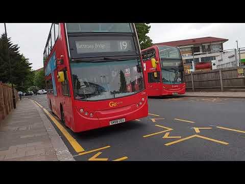Blind change on Go Ahead London EN8 (SN58 CEU)