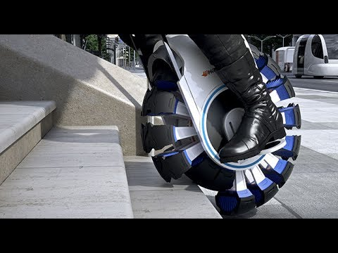 5 AMAZING TIRE DESIGN INNOVATIONS & THE EVOLUTION OF TIRES