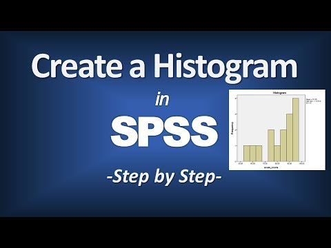Create a Histogram in SPSS