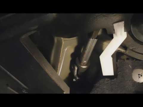 Holden / Opel Vectra Steering Clunk fix 2016 update