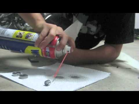 How To Clean Scooter Bearings