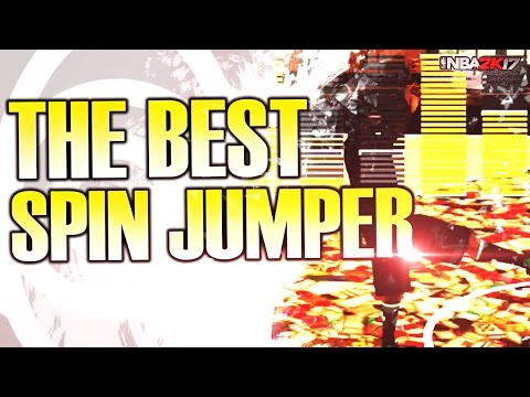 NBA 2K17 | THE BEST SPIN JUMPERS |