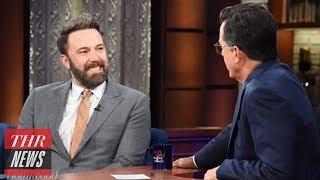 Ben Affleck Weighs In on Harvey Weinstein, Sexual Harassment in Hollywood | THR News