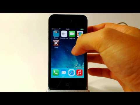 Jailbreak IOS 7.1 y 7.1.1 iPhone 4 español geeksn0w