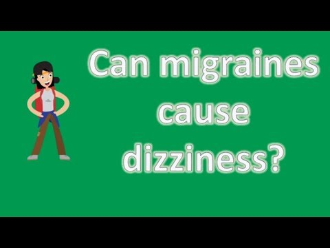 Can migraines cause dizziness ? | Best Health FAQ Channel
