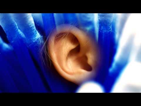 (3D binaural sound) Asmr ear cleaning