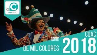Coro, Coro de mil colores - Preliminares