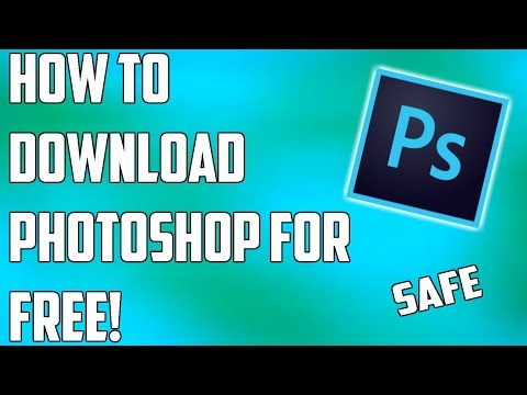 How To Get Photoshop For Free! (Windows, and Mac) LEGALLY!