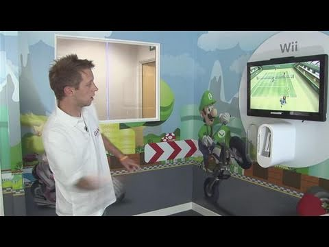 How To Play Wii Tennis