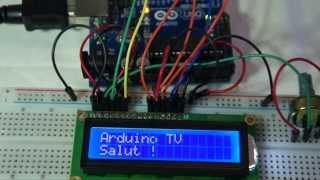 DFRobot Afficheur LCD 2x16 I2C