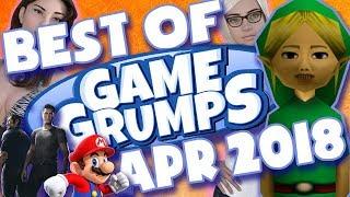 BEST OF Game Grumps - April 2018