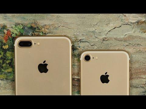 iPhone 7 Plus vs iPhone 7: Camera Differences - Portrait Mode