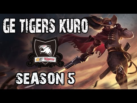 GE Tigers KurO Yasuo vs Karthus MID Ranked Challenger Korea