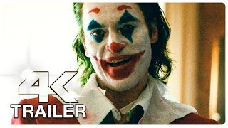 JOKER : 5 Minute Trailers (4K ULTRA HD) NEW 2019