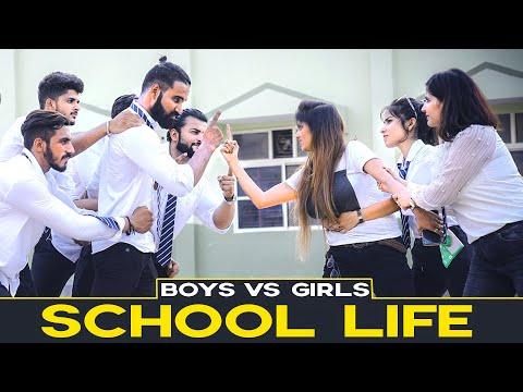 Xxx Mp4 School Life Boys Vs Girls Sanju Sehrawat Make A Change Motivational Videos 2019 3gp Sex