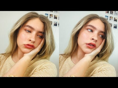 Peachy Prom Makeup Look 2018
