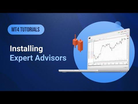 XM.COM - MT4 Tutorials - Installing Expert Advisors