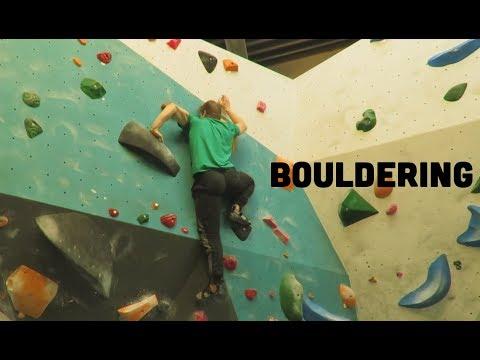 Watch me climb at Boulderhal Bruut!
