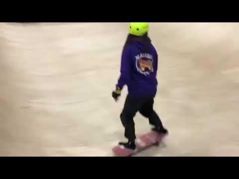 Agatha skating - 2018