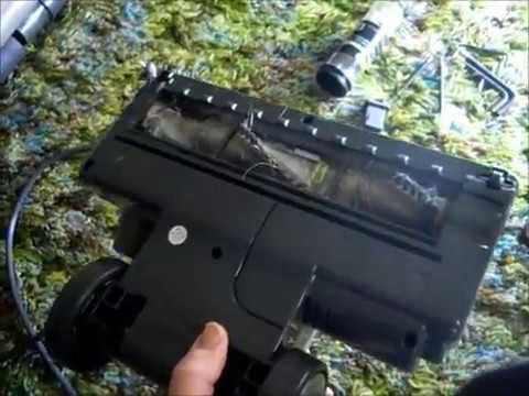 *SHARK* How to repair the belt - brush - drive - motor on a Shark NV 42