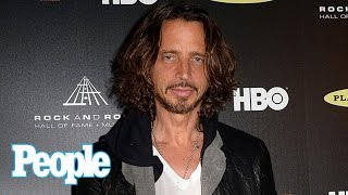 Chris Cornell, Lead Singer Of Soundgarden And Audioslave, Dead At 52   People NOW   People