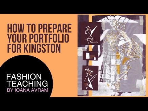 How to prepare your portfolio for Kingston