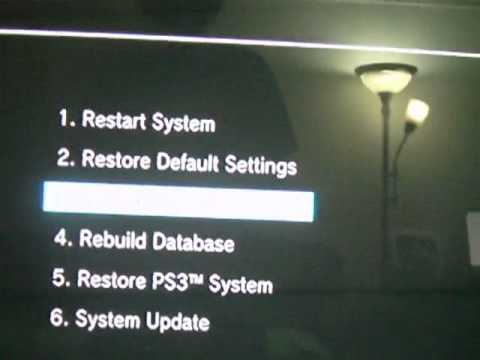 How to fix your PS3... without losing data