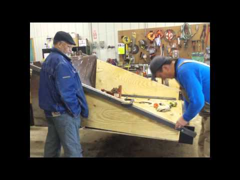 Mulch Mover Build