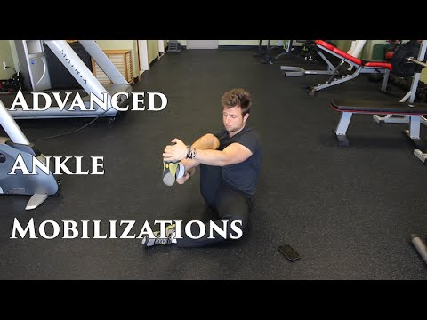 The BEST Ankle Mobilization Exercises | Knee Pain