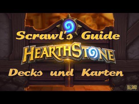 Hearthstone [Guide/german] Decks und Karten!!