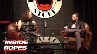 Matt Hardy on re-signing with WWE & If he