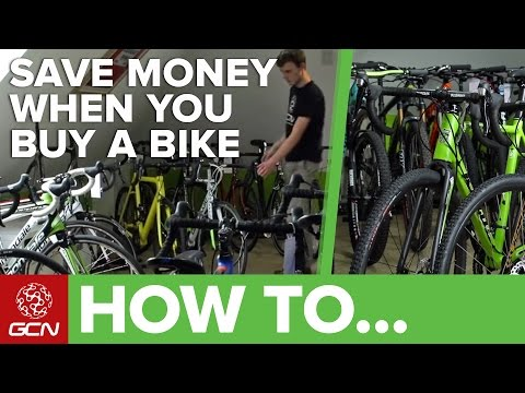 How To Save Money When You Buy A Bike