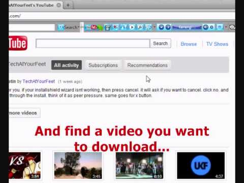 How To: Download & Use the Freecorder Toolbar