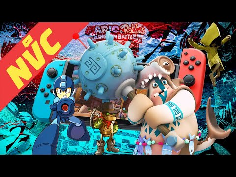 N64 Classic Rumors, New Switch Bundle, Resident Evil 7, Mario + Rabbids DLC, and more! - NVC Ep. 409
