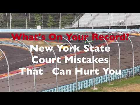 What's On Your Record? Can Court Mistakes Can Hurt You?