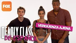 Download Deadly Class: María le enseña español a Marcus y Willie! Video