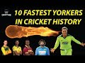 Download  Top 10 Fastest Yorkers in Cricket History | Deadliest Yorkers | Toe Crushing Yorkers | Cricketude MP3,3GP,MP4