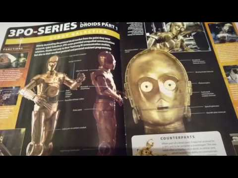 Build Your Own R2-D2 Issues 1 & 2