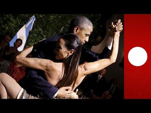 Xxx Mp4 اوباما و همسرش تانگو می رقصند؛ آرژانین 3gp Sex