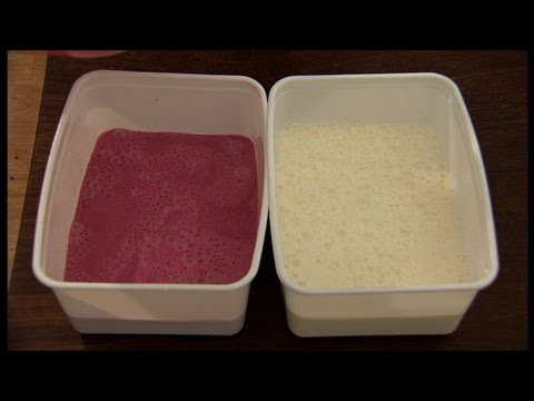 How to Make Delicious Ice Cream - Rude Boy Food - BBC Food