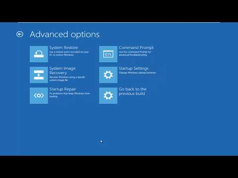 Windows 10 - Accessing the UEFI BIOS Setup [Tutorial]