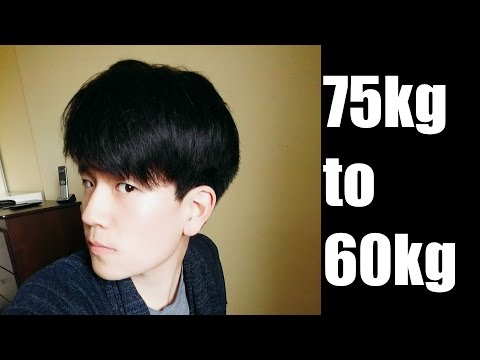 TRYING THE K-POP IDOL DIET FOR 2 MONTHS [75KG TO 60KG]