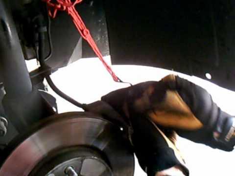 2004 Ford Focus Front Brake Job Pt01