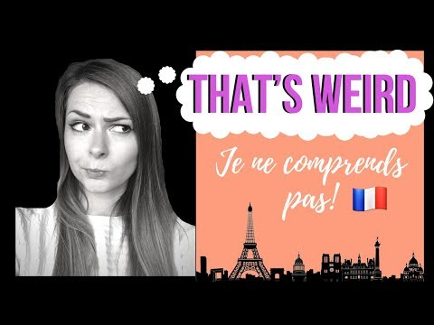3 Things I Find Bizarre About The French | Still don't understand | Expat in France