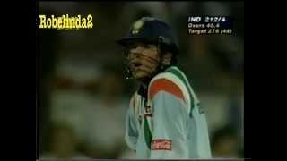*SHARJAH SACHIN GOLD!* Sachin Tendulkar BALL BY BALL 143 vs Australia 1998