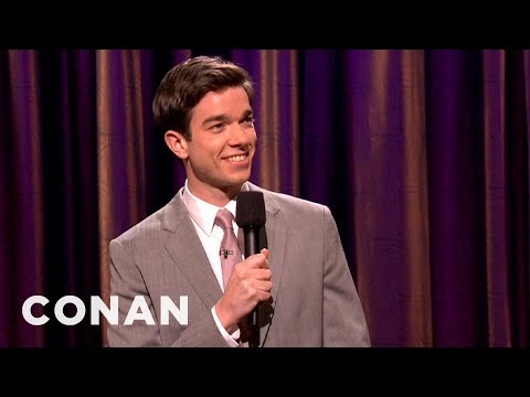 John Mulaney's Parents Don't Make For A Great Date - CONAN on TBS