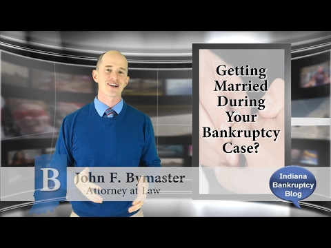 Marriage during Bankruptcy