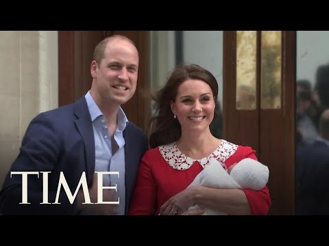 Kate Middleton Just Left The Hospital With Royal Baby Number 3   TIME